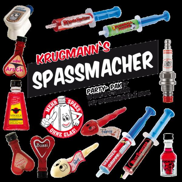 Spassmacher Fläschchen